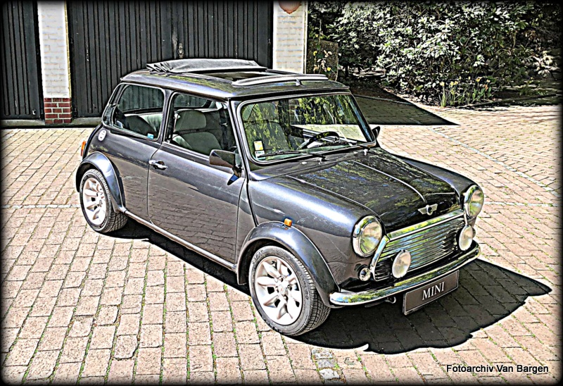 Rover Mini 1.3i Limousine MK VII