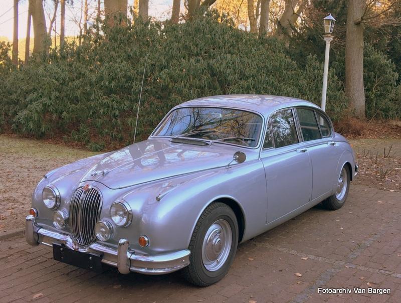 Jaguar Mk II 3.4 Limousine