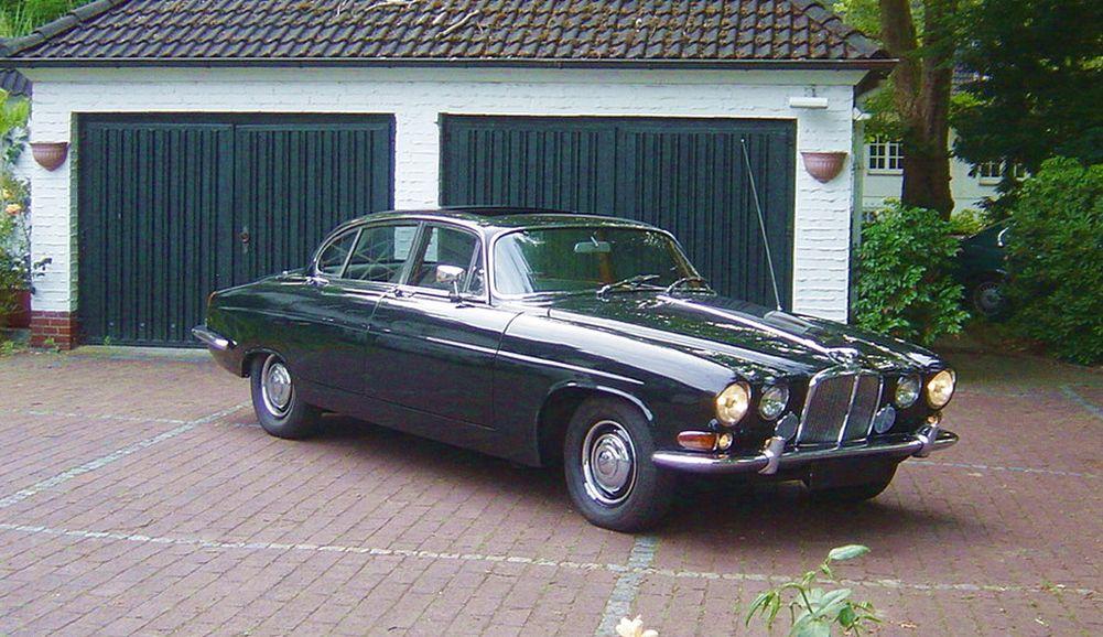 Jaguar Mk X 4.2 Limousine 4,2l
