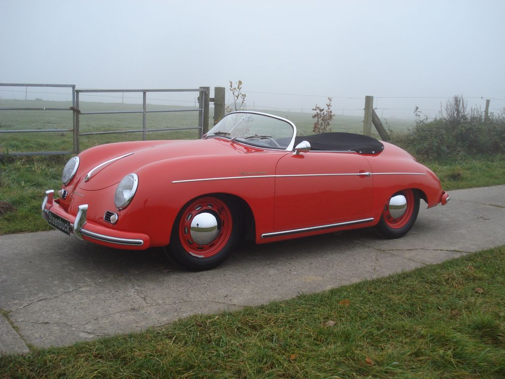 Porsche 356 1600 Speedster