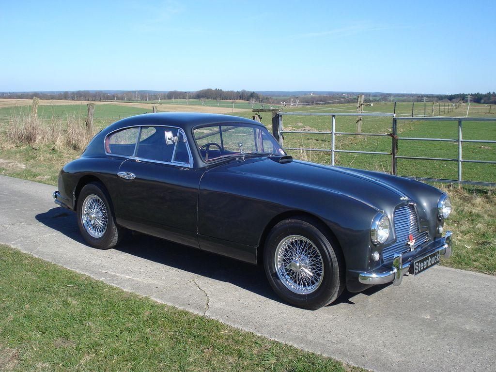 Aston Martin DB 2/4 Mk I