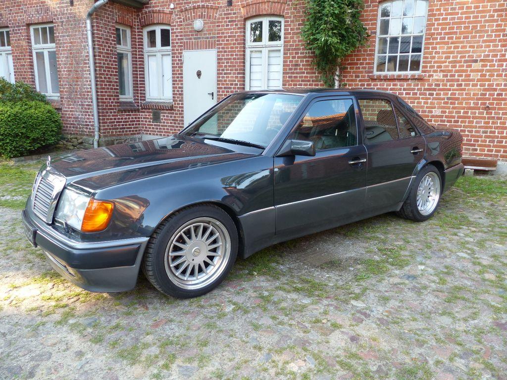 Mercedes-Benz E-Klasse 500 E