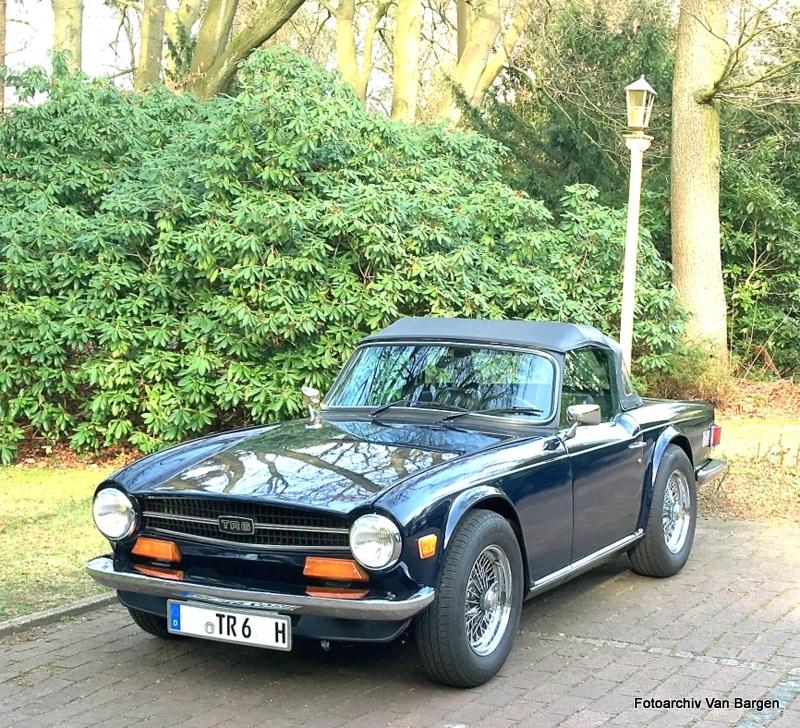 Triumph TR 6 Cabriolet