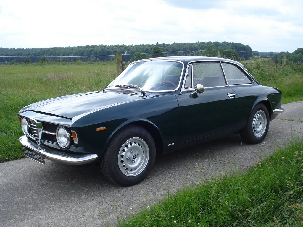 Alfa Romeo Giulia Gt 1300 Junior Series 1