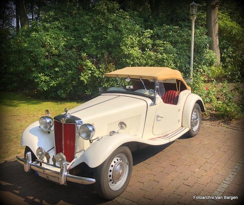 MG TD Cabriolet