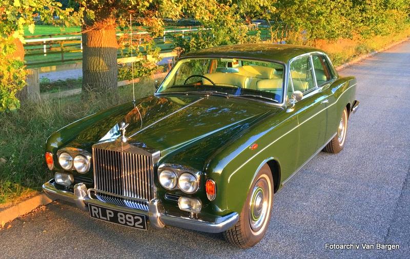 Rolls-Royce Silver Shadow I Limousine pre Corniche