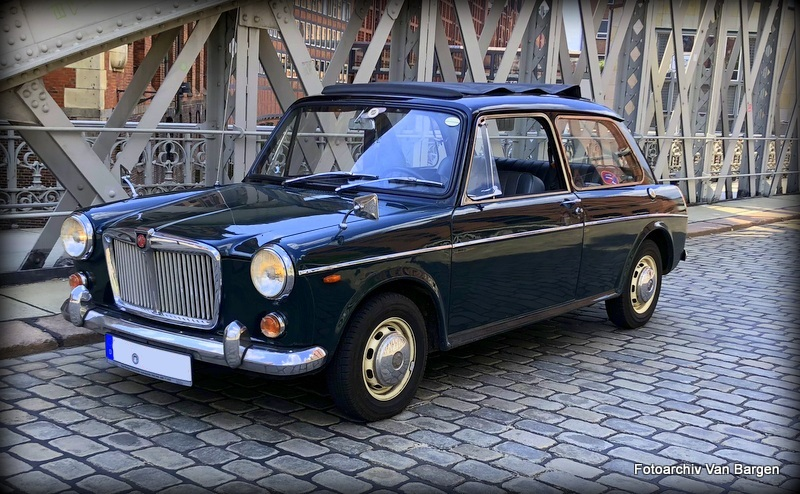 MG 1300 Mk II Limousine Serie II