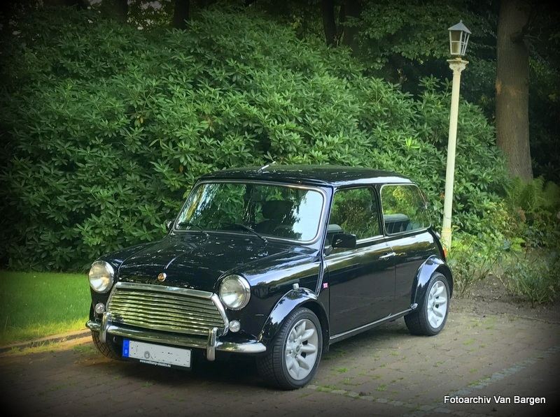 Rover Mini Cooper 40 - Limited Edition Kleinwagen MK VII