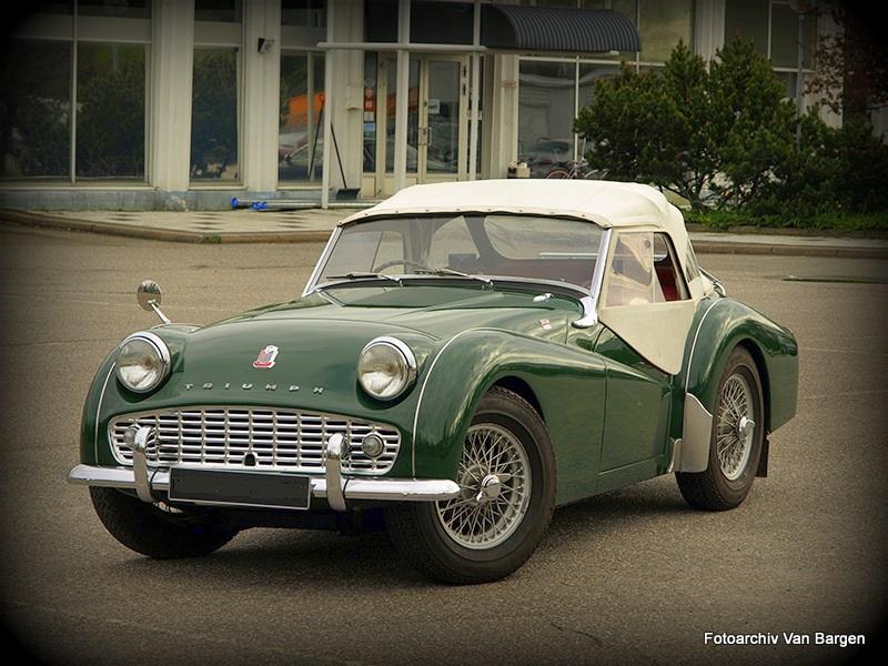 Triumph TR 3 Cabriolet