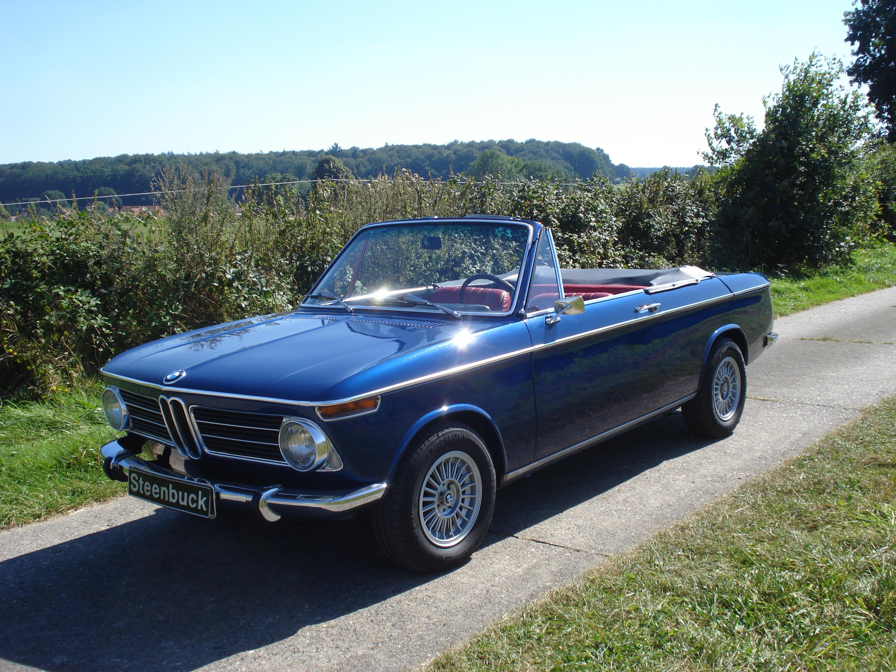 BMW 02er 1600 - 2