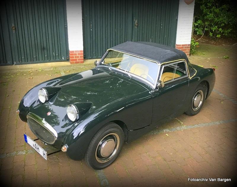 Austin-Healey Sprite Mk I Cabriolet ADO 13