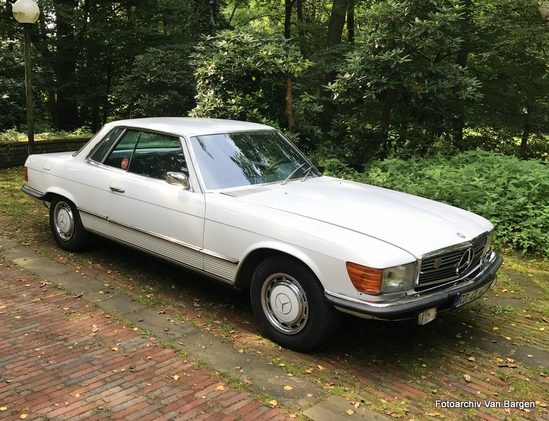 Mercedes-Benz 350 SLC Coupé C 107