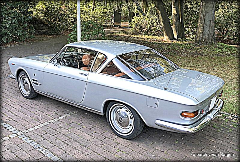 FIAT 2300 S Coupé Coupé Serie 1