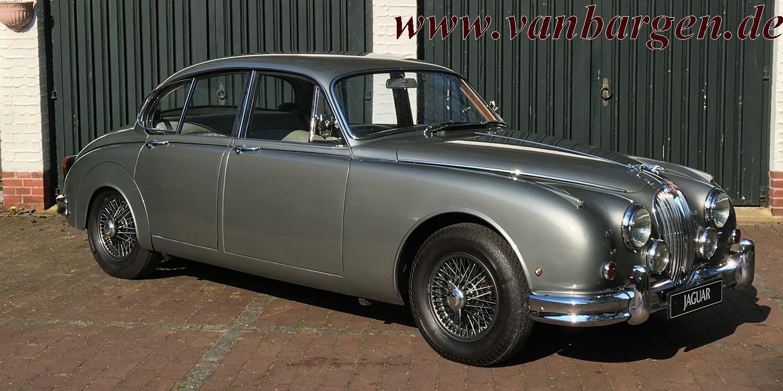 Jaguar Mk II 3.8 Limousine