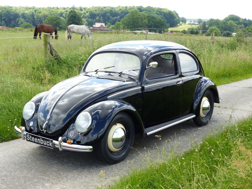 Volkswagen Käfer 1100 Export (Brezel)