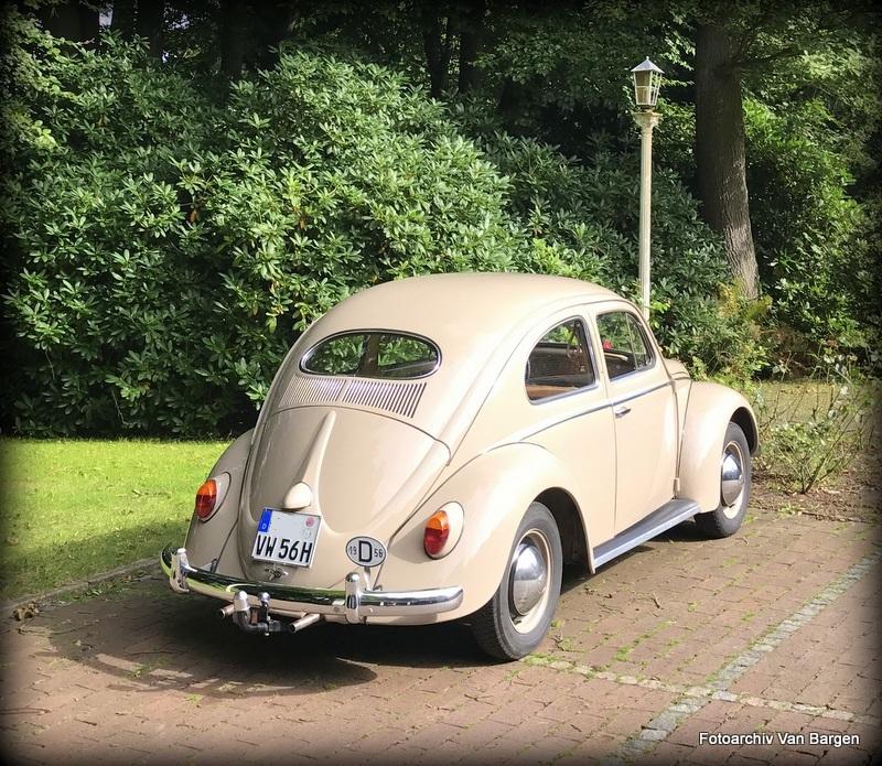 Volkswagen Käfer 1200 Export