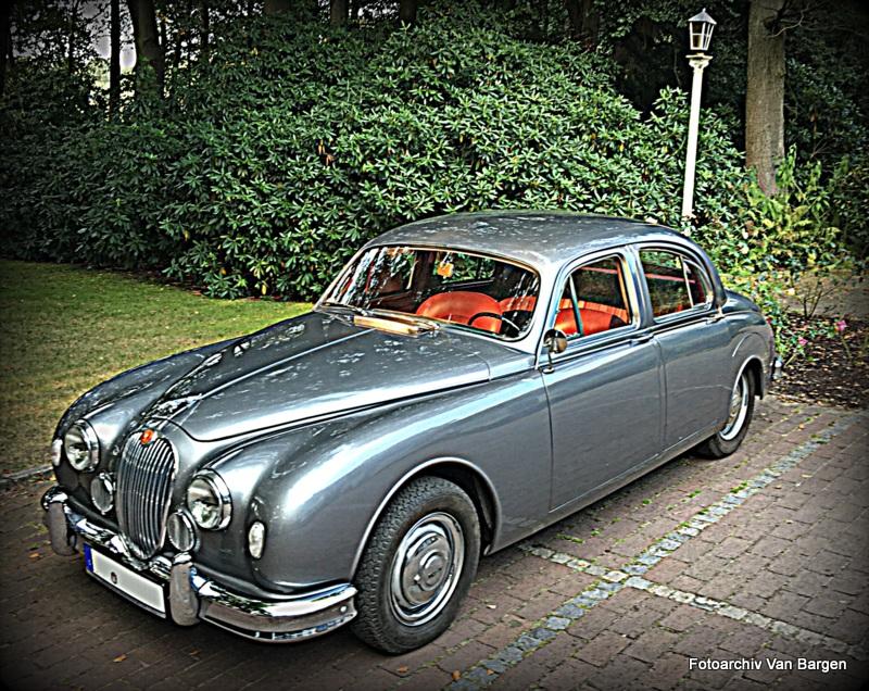 Jaguar 3,4 Liter Limousine MK I