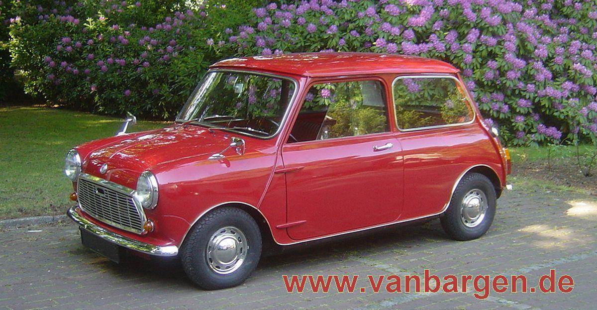 Morris Mini 1000