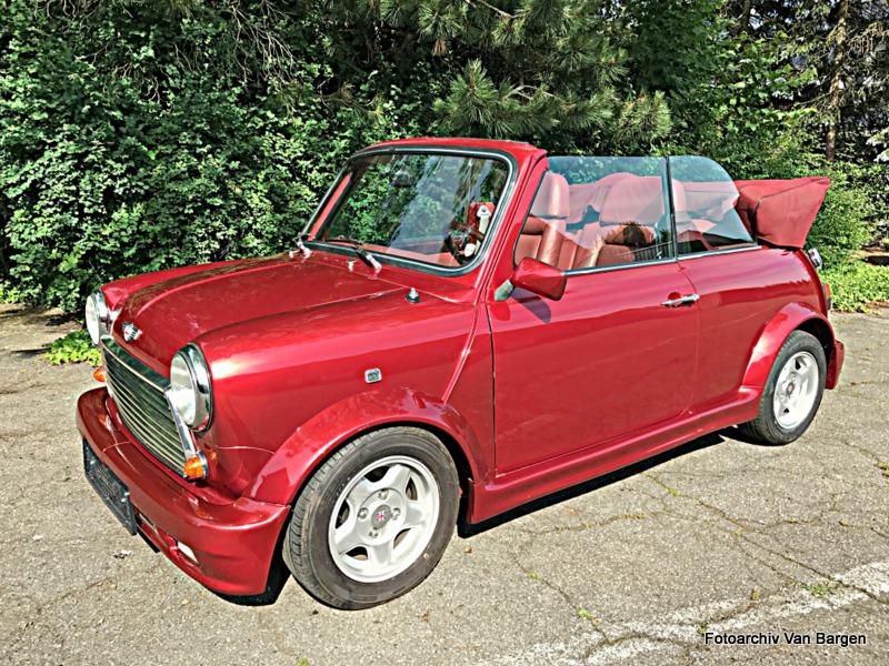 Mini 1,3i SPi Cabriolet