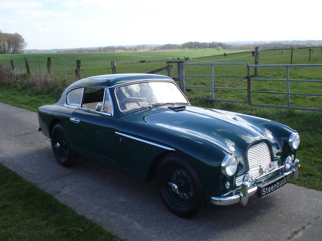 Aston Martin DB 2/4 Mk II