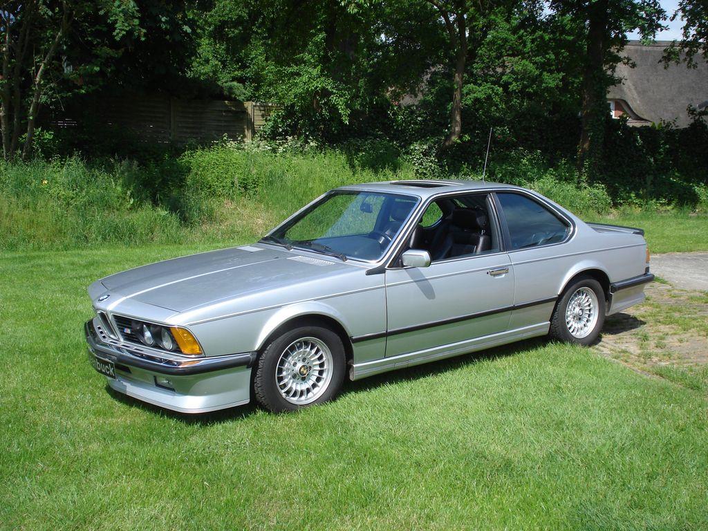 BMW 6er M 635 CSi