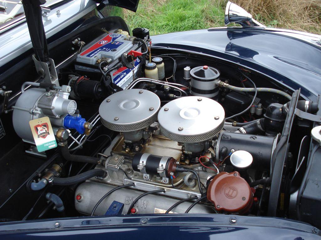 Bmw 502 3 2 liter 502 motoring