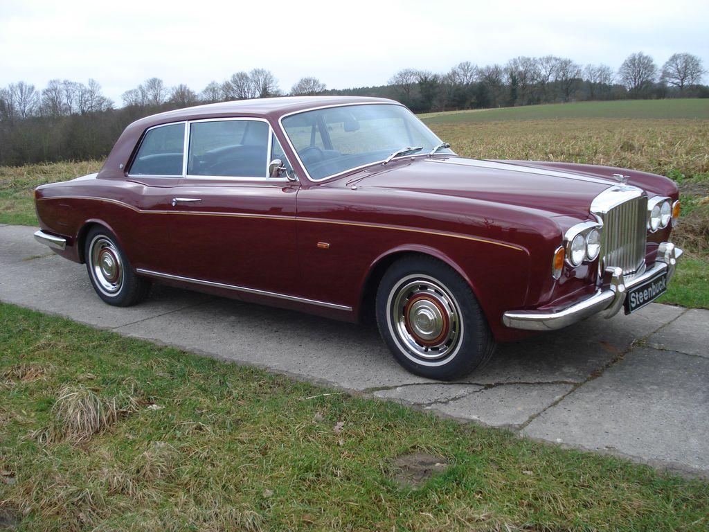 Bentley T 1