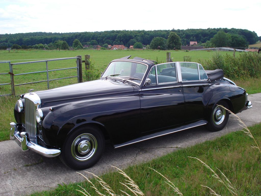 Bentley S 2 S2 Continental Mulliner
