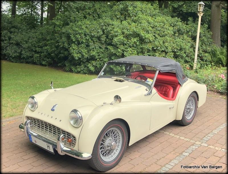Triumph TR 3A Cabriolet TR 3 A