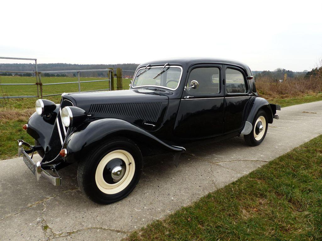 Citroën Traction Avant 11 BL