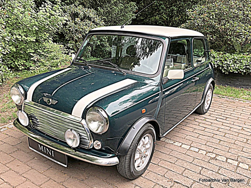 Rover Mini Cooper 1,3i Kleinwagen MK VII