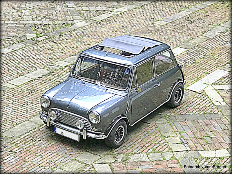 Mini Cooper S Recreation Limousine Mk III