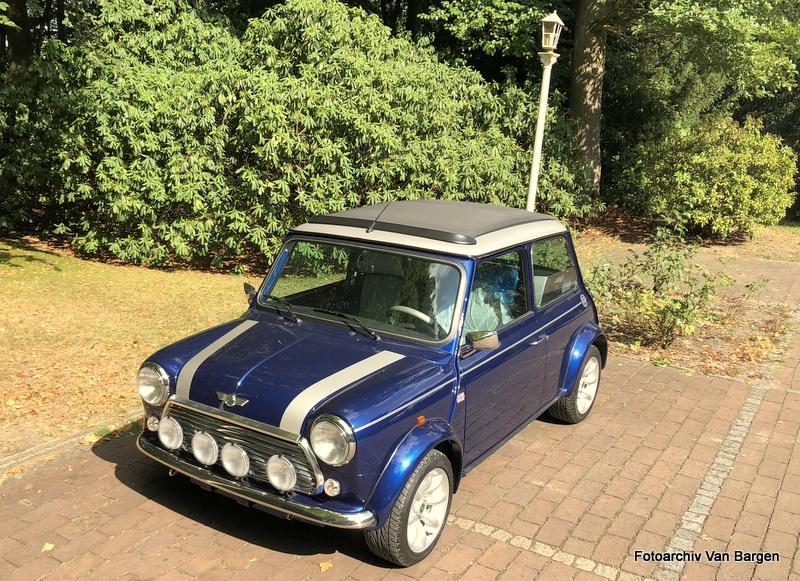 Rover Mini Cooper Sport Kleinwagen MK VII