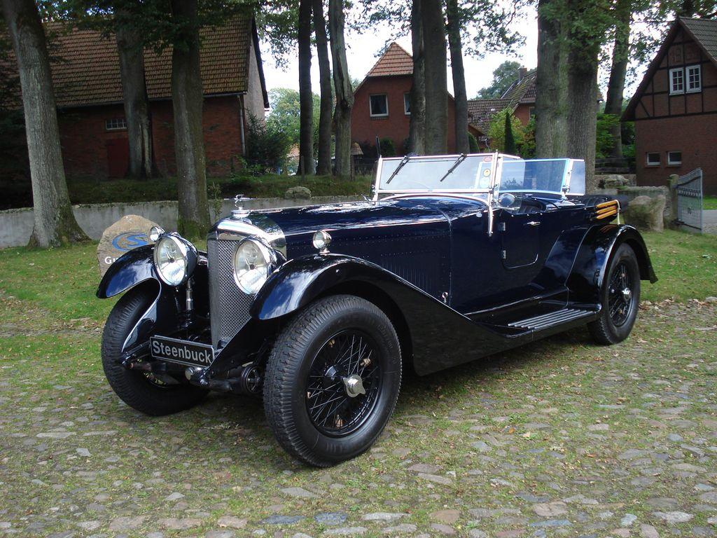 Bentley 6 1/2 Liter