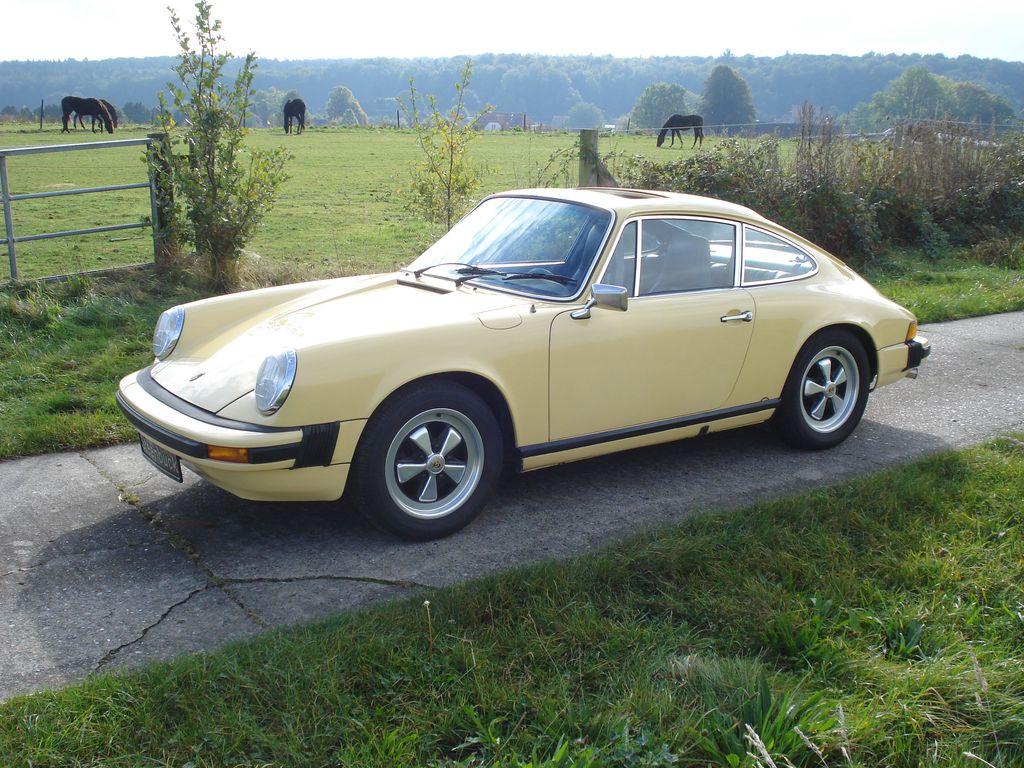 Porsche 911 2.7 S
